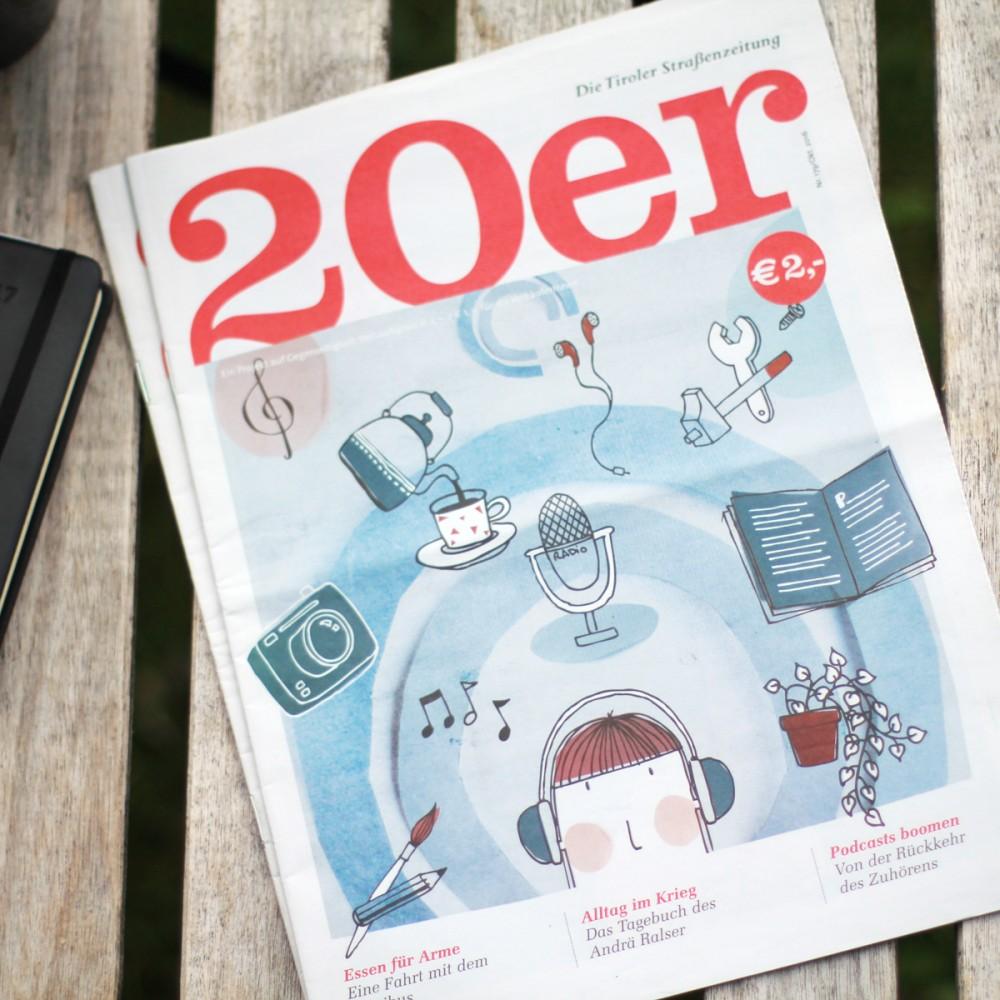 Thumbnail for 20er Zeitung